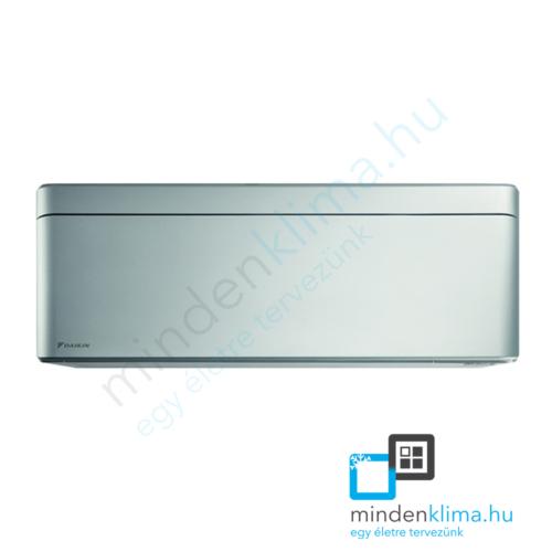 Daikin Stylish inverteres klímaszett 3,4 kW (ezüst)