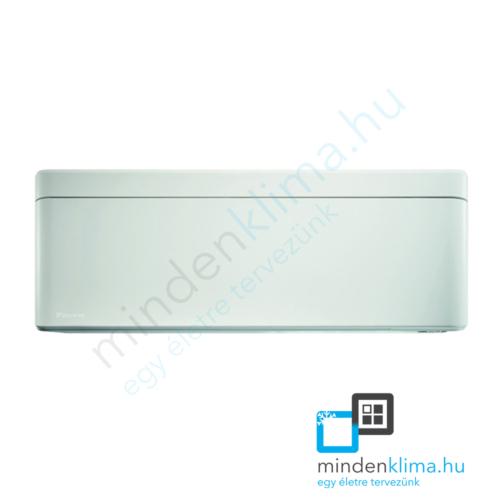 Daikin Stylish inverteres klímaszett 2,5 kW (fehér)